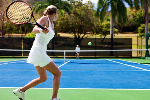 JOYCE ORANSKY TENNIS CENTER AT WESTSIDE PARK