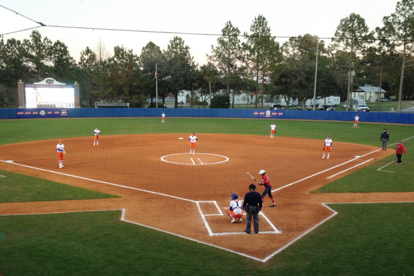 KATIE SEASHOLE PRESSLY SOFTBALL STADIUM