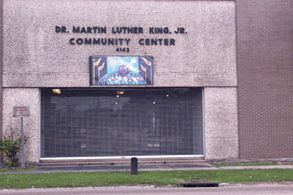 MARTIN LUTHER KING MULTI-PURPOSE CENTER
