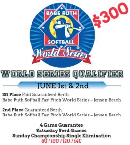 Babe Ruth World Series Qualifier