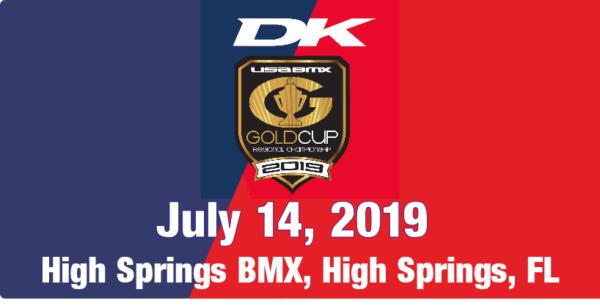 USABMX DK Gold Cup Qualifier