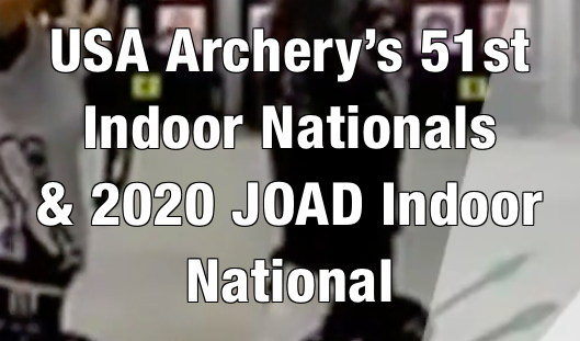 U.S. National Indoor Championships & JOAD National Indoor Championships