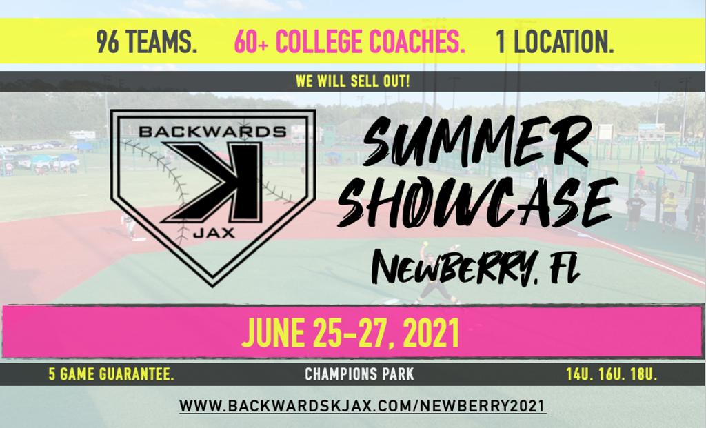 Backwards K Summer Showcase